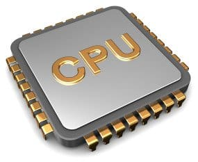 CPU cores voor de server